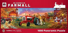Farmall - Horsepower - 1000 Piece Jigsaw Puzzle