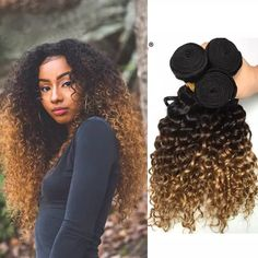Trustful Wome #27 Indian Deep Wave Hair 3 Bundles Honey Blonde Color Human Hair With Closure Non Remy Curly Hair Extensions Terrific Value Human Hair Weaves