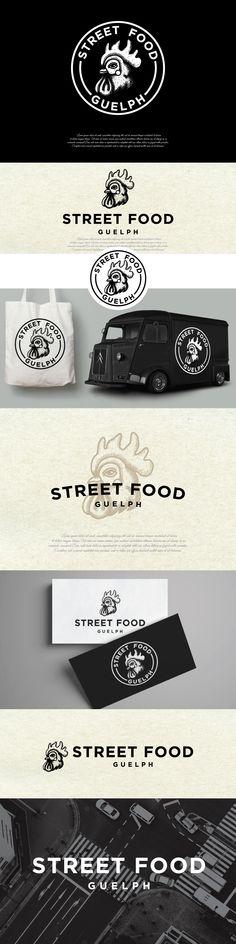 Logo design for the food truck   99designs