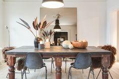 Dit Zweedse huis is een gezellige stijlenmix - Roomed