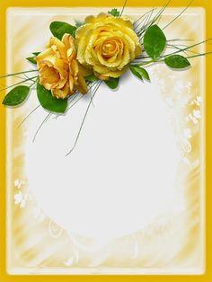 cheyOkota digital scraps Rose Frame, Flower Frame, Picture Borders, Boarder Designs, Boarders And Frames, Flower Phone Wallpaper, Framed Wallpaper, Birthday Frames, Paper Frames