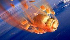 Photos: Space Debris Images & Cleanup Concepts   Space Junk & Orbital Debris   Satellites, Spacecraft & Space Debris   Space.com