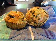 Den knap så perfekte blog: Nemme grøntsagsmuffins - perfekte til madpakken!