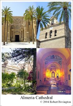 Almería Cathedral - have visited many times (2003-2015) - mostly to attend concerts