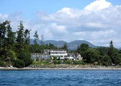 Sooke Harbor House, British Columbia