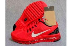 "Nike Air Max 2013 ""Red/White-Black"""
