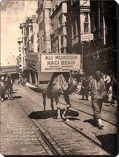 İstiklal  street  1930