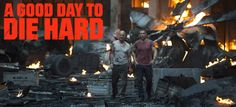 A Good Day to Die Hard releases on DVD, and we've got the full review.
