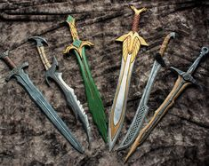Check out our sword selection for the very best in unique or custom, handmade pieces from our shops. Elder Scrolls Oblivion, Elder Scrolls Games, Elder Scrolls Skyrim, Fantasy Sword, Fantasy Weapons, Skyrim Swords, Skyrim Armor, Skyrim Merch, Skyrim Cosplay