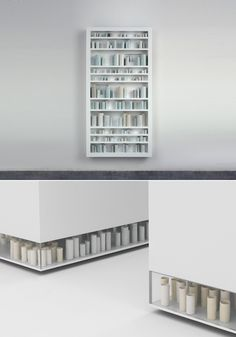 Edmund de Waal is one of my favourite ceramicists, I am fascinated by his displays