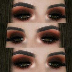 30 Colorful Eye Makeup Looks Makeup Eye Looks, Cute Makeup, Glam Makeup, Gorgeous Makeup, Pretty Makeup, Makeup Geek, Skin Makeup, Makeup Inspo, Eyeshadow Makeup
