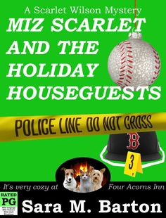 FREE COZY MYSTERY! Miz Scarlet and the Holiday Houseguests http://www.amazon.com/Scarlet-Holiday-Houseguests-Wilson-Mystery-ebook/dp/B00GZR2NZC/ref=zg_bs_6190476011_f_33 Sign up to check out all of today's kindle freebies and deals:) http://mad.ly/signups/89856/join