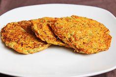 Carrots and zucchini croquettes – Mi Diario de Cocina No Salt Recipes, Great Recipes, A Food, Food And Drink, Vegetarian Recipes, Healthy Recipes, Healthy Food, Vegan Food, Healthy Sides