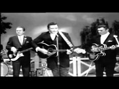 Johnny Cash - Ring of Fire (Official Video) Re-Mastered - YouTube