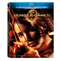 Check Out 'The Hunger Games' On DVD Blu-ray Aug. 18 Starpulse.com ❤ liked on Polyvore