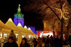 Berlin Christmas Market Guide: Weihnachtsmarkt Schloss Charlottenburg