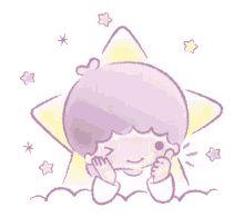 Thumbs Up Little Twin Star GIF - ThumbsUp LittleTwinStar GIFs