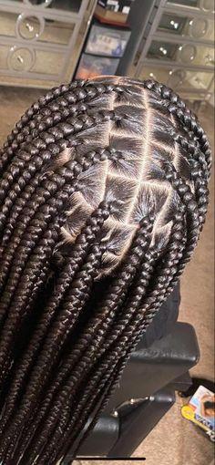 Box Braids Hairstyles For Black Women, Braids Hairstyles Pictures, Black Girl Braided Hairstyles, African Braids Hairstyles, Braids For Black Hair, Weave Hairstyles, Protective Hairstyles, Hairstyle Short, Curly Hair Styles