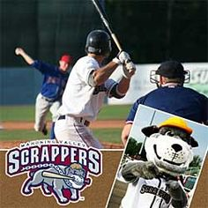 Mahoning Valley Scrappers: Opening Night Fireworks 2013
