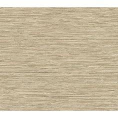 Dinning room maybe?  Cornerstone Beige Peelable Vinyl Prepasted Wallpaper