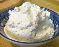 """Clotted Cream  easy recipe - These are not recipes for """"real"""" clotted cream, but my husband would shoot me if I ran the oven that long just to make a cup of cream!  I am definitely willing to try these!"""