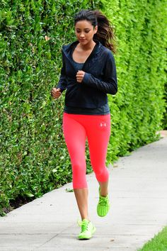 Shay Mitchell – out and about candids in Santa Monica, July 7, 2013