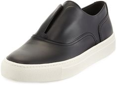 Vince Nelson Leather Slip-On Sneaker, Black #MediciMode Follow me: http://www.Instagram.com/MediciMode & http://www.Facebook.com/MediciMode. Subscribe to The M List: http://www.MediciMode.com/subscribe