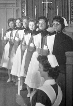 class nursing school 1964.  Sibley Memorial Hospital