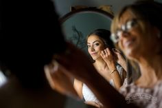 Milwaukee bride's mom looks lovingly as her daughter gets ready to marry her love, photography by Front Room Studios Bride Photography, Wedding Photography And Videography, Hotel Wedding, Milwaukee, Love Her, Studios, Daughter, Mom, Fashion