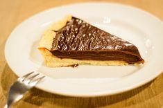 Recept: Hétvégi mogyorózás, azaz csokis-mogyorókrémes pite - Kikapcsolódok