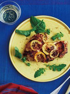 酸味×スパイスの芳香がクセになるおいしさ|『ELLE a table』はおしゃれで簡単なレシピが満載!