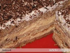 Romanian Desserts, Romanian Food, Sweets Recipes, Cake Recipes, Cooking Recipes, Food Cakes, Something Sweet, Diy Food, Delish