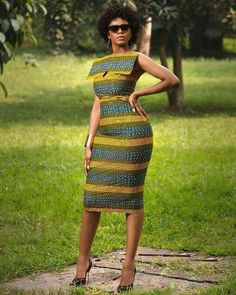 Beautiful Owambe Aso Ebi Dresses – Latest Ankara Styles - African Styles for Ladies African Dresses For Women, African Print Dresses, African Attire, African Wear, African Clothes, African Style, Ankara Dress Styles, Latest Ankara Styles, Ankara Gowns