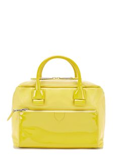 Marc Jacobs Collection Antonia Leather Satchel
