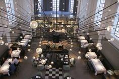 THE JANE, Restaurant Antwerp, Belgium Piet Boon