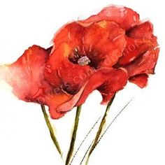 Mothers ❤ LOVE ❤️ Poppies!  Several to choose from starting with note cards to prints to Giclee's you can't go wrong with a Poppy!
