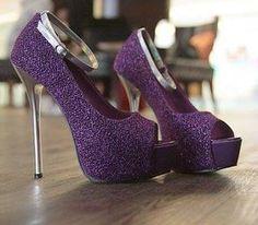 NAUGHTY MONKEY : CARUMBA - PURPLE | Shoes | Pinterest | Sexy