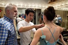 Joseph Altuzarra designed costumes for a Christopher Wheeldon ballet which debuted at the New York City Ballet's Spring 2013 Gala.