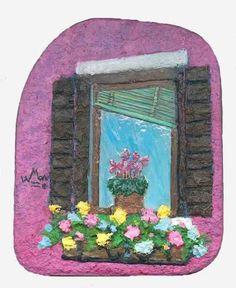 Scorcio di casa a Burano (VE)