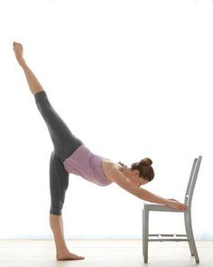 PENCHE - Ballet Barre Workout