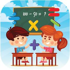 An amazing app for kids which challenges them to practice their learning about mathematical sums and test their performance. This quiz like app is free to install: https://play.google.com/store/apps/details?id=com.littletreehouseapps.mentalmath.appforkids #KidsMathsApp #LearningApps #KidsFun #Education