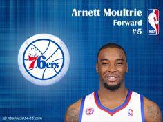 Arnett Moultrie - Philadelphia 76ers - 2014-15 Player
