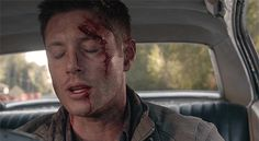 "Supernatural Baby 11x04 Dean: ""Thank you."""