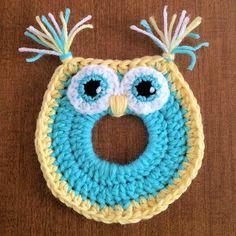 ASE Keepin' Creative...Camera lens buddy..This owl should make anyone smile!... FREE PATTERN!