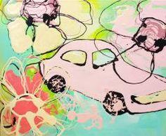 Johansson Jonna: Plastic car and flowers