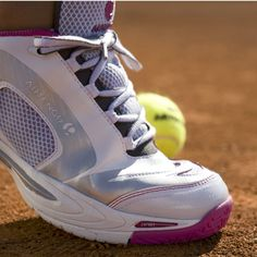 Artengo TS850 Shoes ! Support : large outsole and reinforced upper for added stability.  #Artengo #Tennis