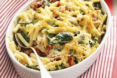 Si vous aimez le macaroni au fromage, vous aimerez certainement cette recette…
