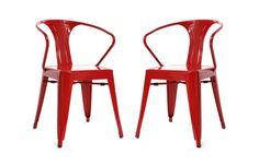 Sedie Rosse Ikea : Fantastiche immagini in sedie rosse su metallica