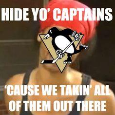 Hide Yo' Captains