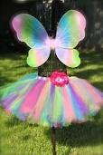 Tutu's and butterflies!